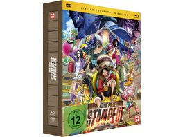 One Piece Stampede Movie Limited Collector s Edition DVD