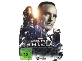 Marvel s Agents of S H I E L D Staffel 5 6 DVDs