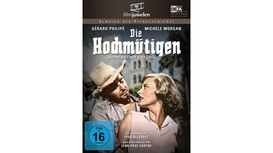 Die Hochmütigen / Aufenthalt vor Vera Cruz (DEFA Filmjuwelen)