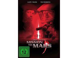 Mission to Mars Special Edition Mediabook DVDs Bonus DVD Filmjuwelen