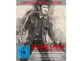 Jackie Chan The Modern Years LTD 10 BRs
