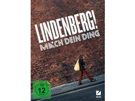 Lindenberg Mach dein Ding DVD