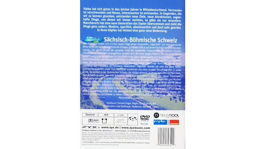 Saechsisch Boehmische Schweiz