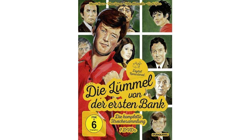 Die Lümmel von der ersten Bank - Digital Remastered  [7 DVDs]