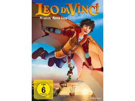 Leo Da Vinci Mission Mona Lisa