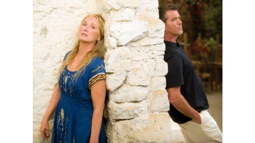 Mamma Mia 2 Movie Collection 2 DVDs