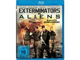 Exterminators vs Aliens
