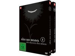 Aku no Hana Gesamtausgabe DVD Box 4 DVDs