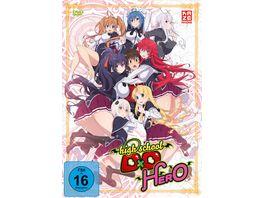 Highschool DxD HERO 4 Staffel Vol 1 Sammelschuber Limited Edition