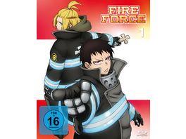Fire Force Enen no Shouboutai Vol 1 Eps 1 6 2 BRs
