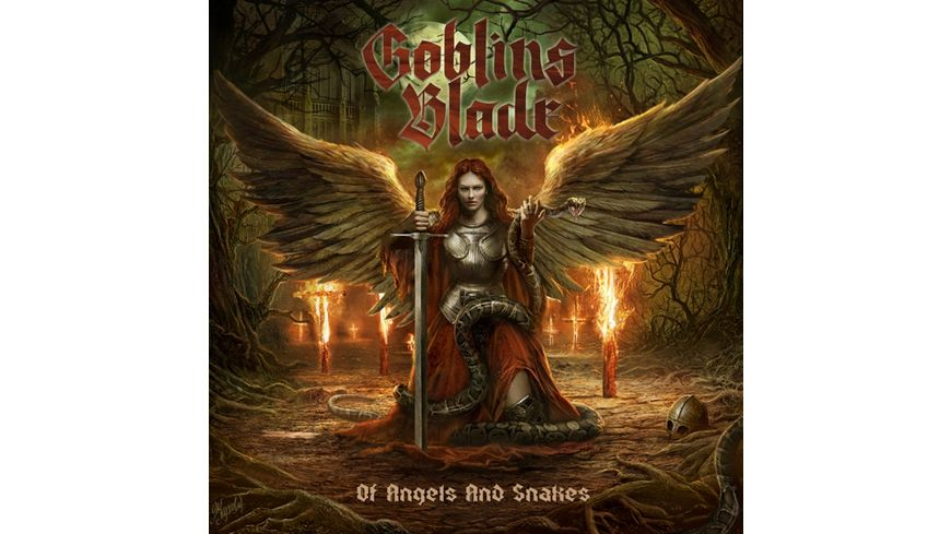Of Angels And Snakes Digipak