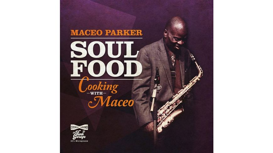 Soul Food Cooking With Maceo