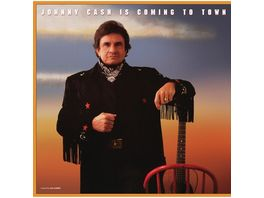Johnny Cash Is Coming To Town Remastered Vinyl