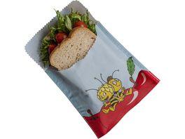 nuts Bienenwachs Sandwich und Snackbeutel Biene Maja