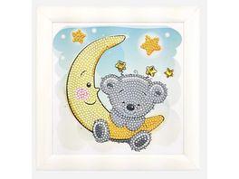 Craft Buddy Crystal Art Frameables Koala 18 x 18 cm