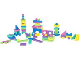 Xtrem Toys Kinder Garden EVA Bausteine 96 Teile