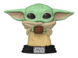 Funko POP Star Wars The Child with Cup