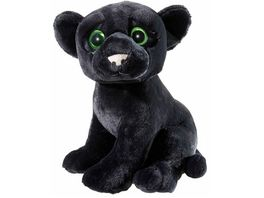 Heunec Misanimo Panther sitzend 45cm