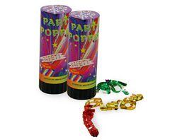 Fries 34036 Party Popper 2er Packung