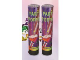 Fries 34037 Party Popper 2er Packung