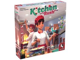 Pegasus Kitchen Rush
