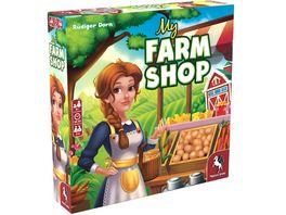 Pegasus My Farm Shop deutsch englisch