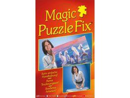 M I C Magic Puzzle Fix Selbstklebende hochtransparente PP Spezialhaftfolie