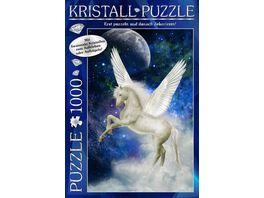 M I C Swarovski Kristall Puzzle Mythos Pegasus 1000 Teile
