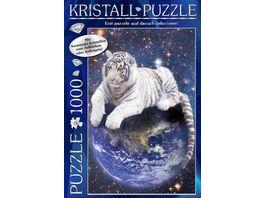 M I C Swarovski Kristall Puzzle World of Discovery 1000 Teile