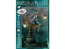 M I C Swarovski Kristall Puzzle Dream Fairy 1000 Teile