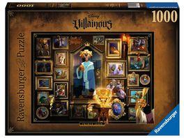 Ravensburger Puzzle Villainous King John 1000 Teile