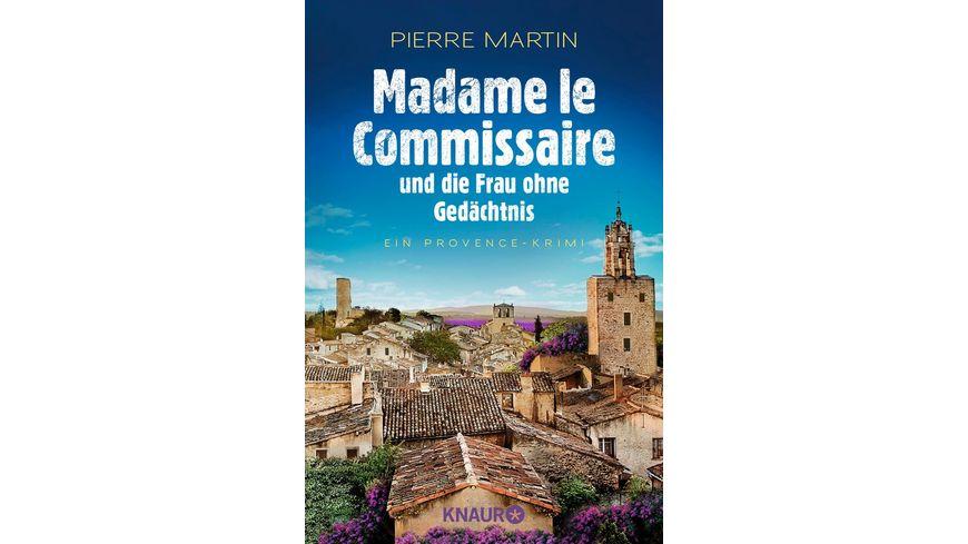 Madame le Commissaire und die Frau ohne Gedaechtnis