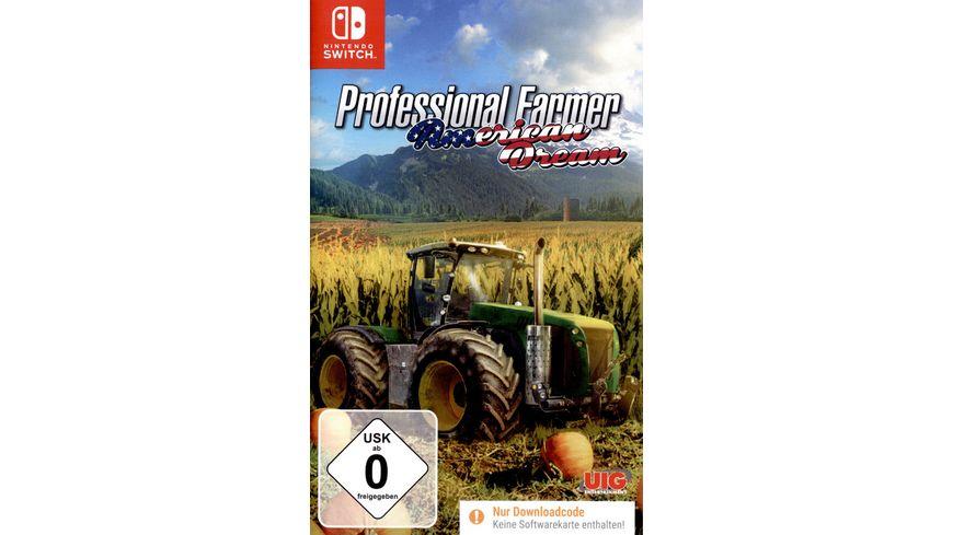 Professional Farmer American Dream Code in a