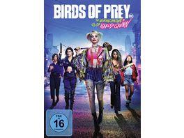 Birds of Prey The Emancipation of Harley Quinn