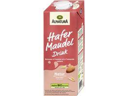 Alnatura Hafer Mandel Drink ungesuesst 1L