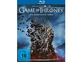 Game of Thrones Die komplette Serie 30 BRs