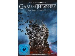 Game of Thrones Die komplette Serie 38 DVDs