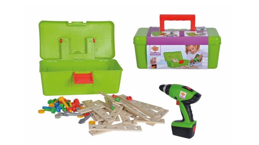 Eichhorn Constructor Werkzeugbox