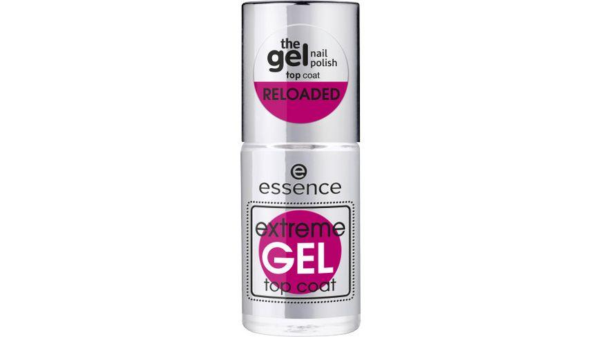 essence extreme GEL top coat