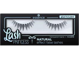 essence Lash Princess NATURAL effect false lashes