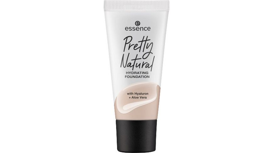essence Pretty Natural HYDRATING FOUNDATION 090 Neutral Suede