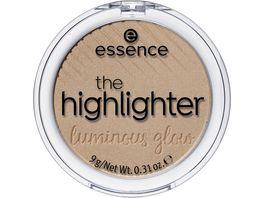 essence the highlighter