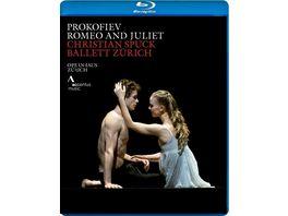 Romeo und Julia Blu ray