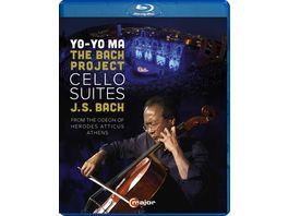 Yo Yo Ma Bach Cello Suites Blu ray