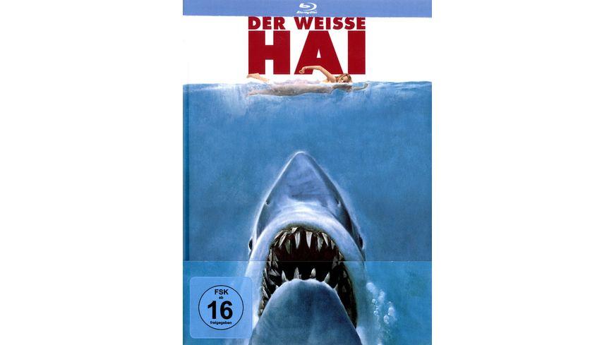 Der weisse Hai 1 Mediabook DVD