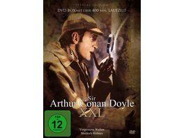 Sir Arthur Conan Doyle XXL Box SE 2 DVDs
