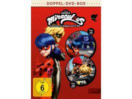 Miraculous 19 20 Die DVD zur TV Serie 2 DVDs