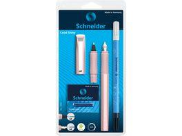 Schneider Fuellhalter Set Ceod Shiny pink