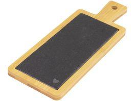 WESTMARK Tapasplatte Tapas Friends 23 x 9 cm