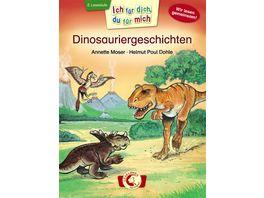 Ich fuer dich du fuer mich Dinosauriergeschichten